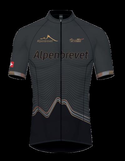 Gold, Silber, Bronzetour Jersey Front