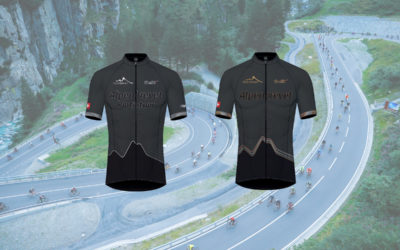 Le maillot Swiss Cycling Alpenbrevet 2020