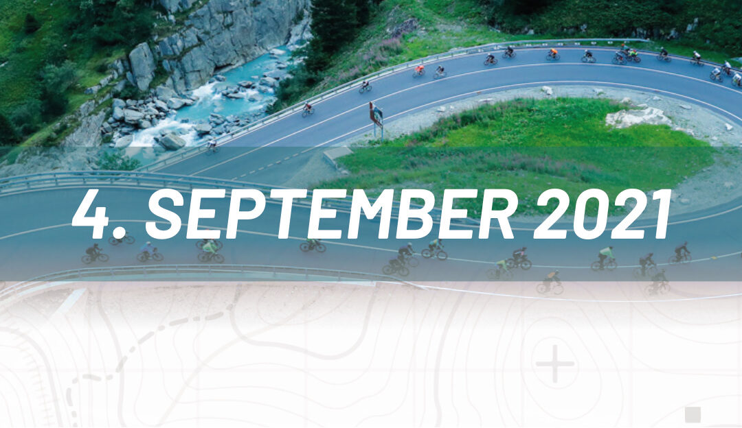 Save the date – 4 September 2021