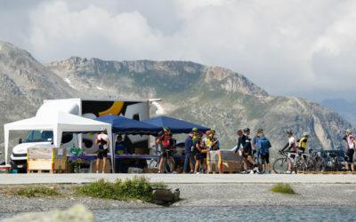 Alpenbrevet-Stand am 22. August 2020!